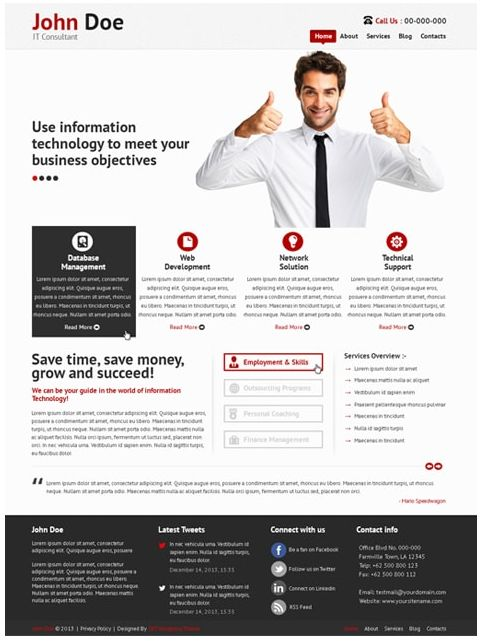 consultant-wordpress-theme